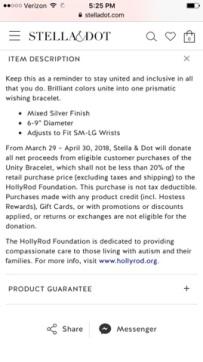 Autism.StellaDot.Donation